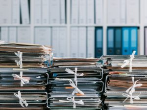 How to Organize Your Business' Bookkeeping Records